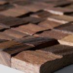 Деревянная мозайка