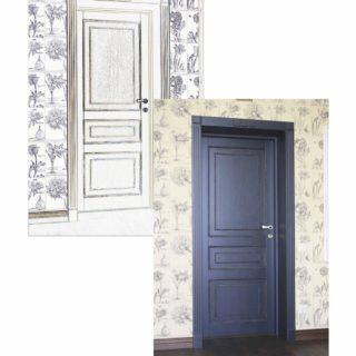 Межкомнатная дверь 00102
