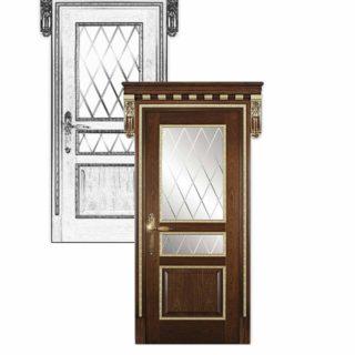 Межкомнатная дверь 00104