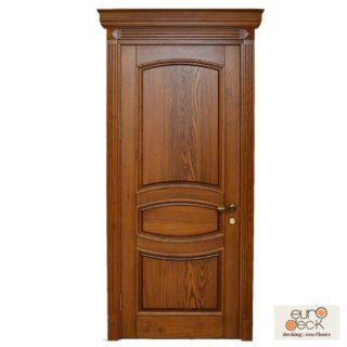 Деревяная дверь на заказ
